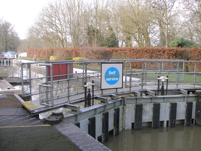 Whitchurch Lock