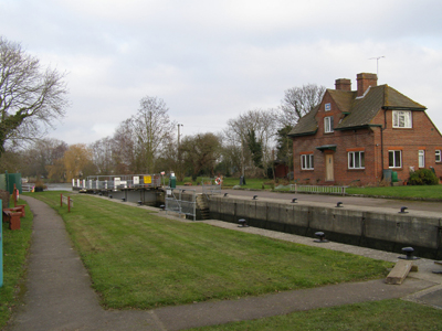 Clifton Lock